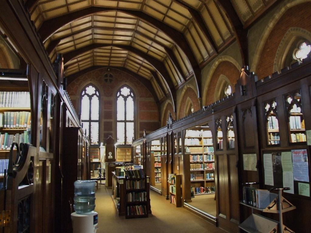 College Facilities Keble Geography