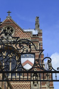 Keble Gate